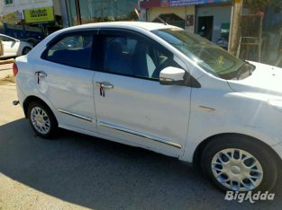 Ford aspire non accident