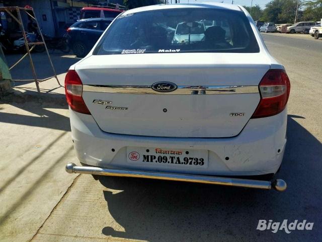 Ford aspire non accident