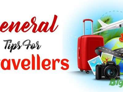 General Tips for Travellers