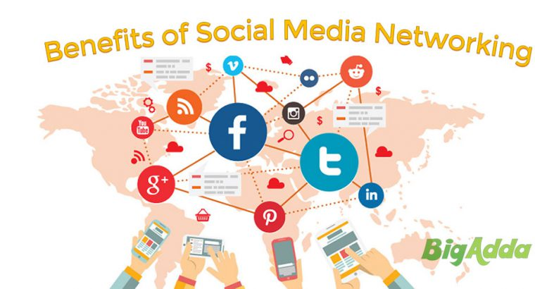 Benefits of Social Media Networking