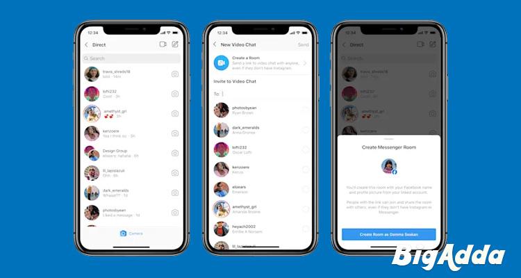 Facebook-Messenger-Rooms