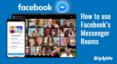 How to use Facebook Messenger Rooms