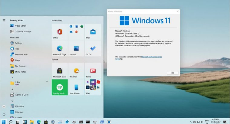 Windows 11 Features, how to upgrade or download and System Requirements