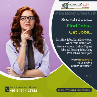 Free registration online jobs from home